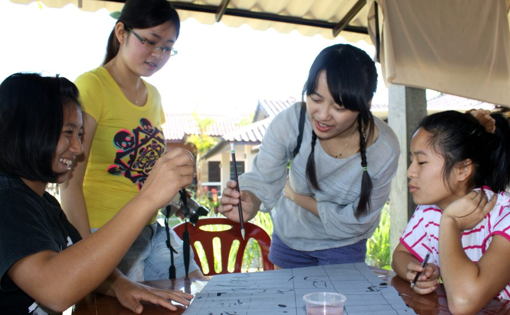 В Китае связи решают все! Источник: cosasia.org