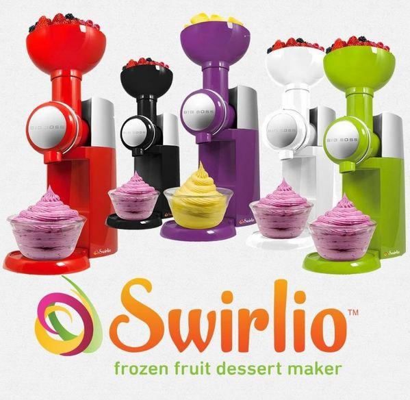 Машинка для изготовления мороженого. Источник: aliexpress.com