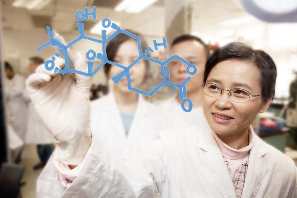 Китай тратит все больше денег на науку. Источник: www.hku.hk
