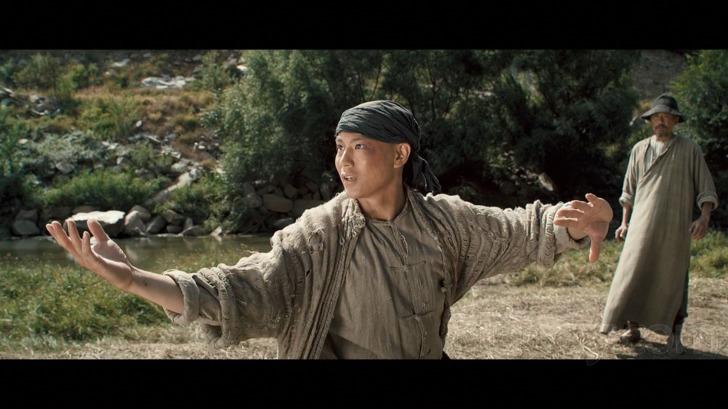 Кадр из фильма «Ученик мастера» (2012). Реж. Стивен Фанг