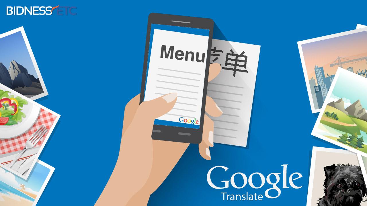 И пусть Google Translate не всегда точен в переводе, зато он всегда подскажет вам, как правильно произнести китайские слова. Фото: images.bidnessetc.com