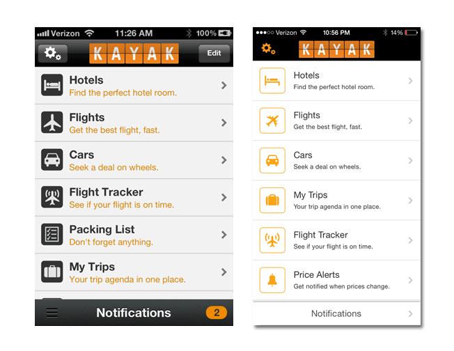 Kayak расскажет вам все о рейсах самолетов на Китай, отелях и других достопримечательностях Поднебесной. Фото: blog.kissmetrics.com