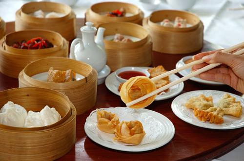 Китайцы любят похрустеть. Фото www.babyblog.ru