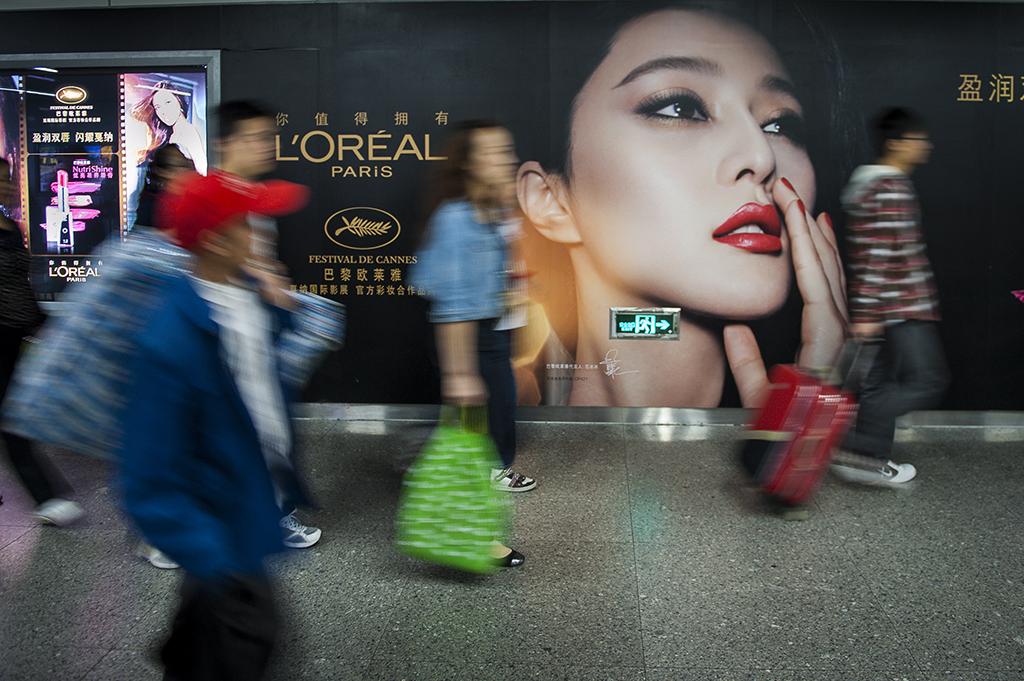 Китайские покупатели привыкли доверять зарубежным брендам. Фото vk.com