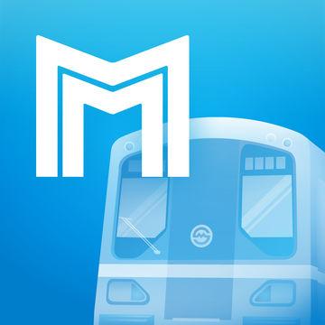 «Metroman» поможет вам разобраться в метро Пекина и Шанхая. Фото www.a4.mzstatic.com