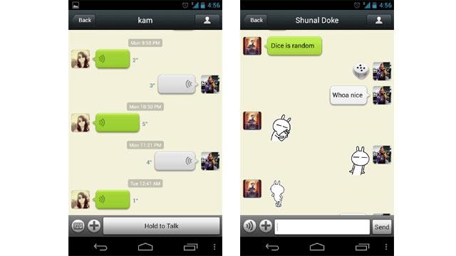 О пользе WeChat можно писать долго и нудно, но самое няшное в нем - это смайлики. Фото: www.tech.firstpost.com