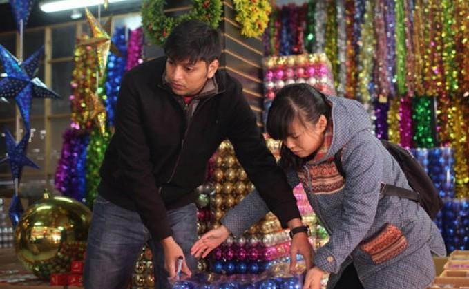 Перед Новым годом лучше всего затариваться на рынке Иу: огромный выбор и низкие цены! Источник фото www.theguardian.com