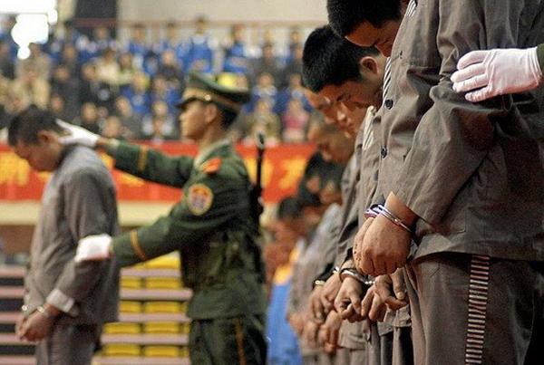 Война с коррупцией в Китае беспощадна и безгранична. Источник: azcongress.ru