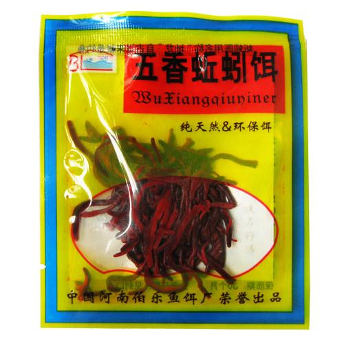 Червяк-пряный-природный-экологичный-эсха-четыре-сезона-сушеные-дождевых-червей