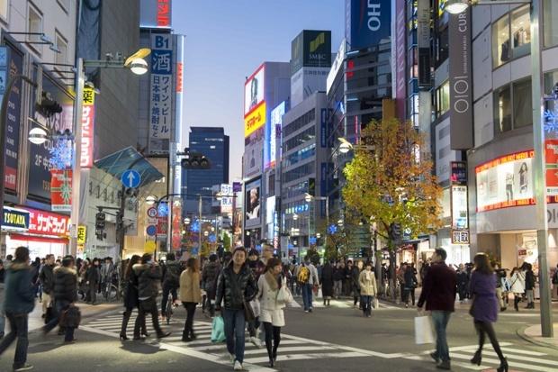 Японию захлестнула волна китайских лакшери-туристов