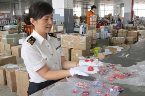 Китайская таможня Вэнчжоу. Фото: cplcl.com