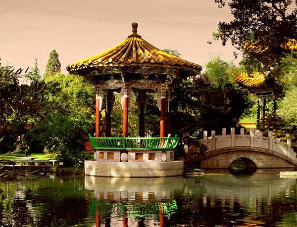 Китайский сад в Цюрихе. Фото: theworldofchinese.com