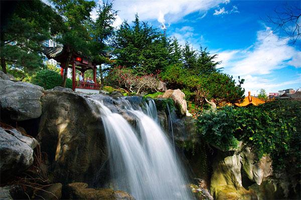 Маленький китайский рай в самом сердце Австралии. Фото: theworldofchinese.com