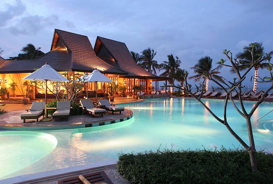 Отель в Таиланде. Красиво жить не запретишь!