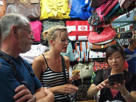 Торг в Пекине — обязателен!