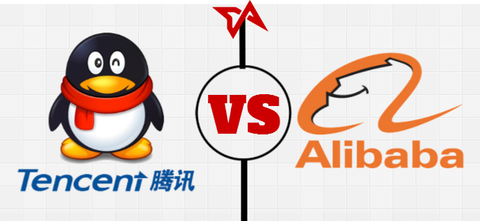 Tencent vs Alibaba