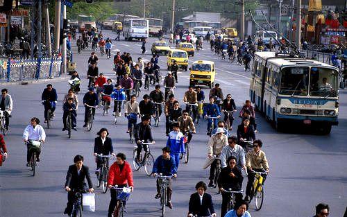 Берите пример с пекинцев — пересаживайтесь на велосипед