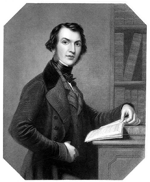 Уильям Гладстон в 1830-х. Источник: Википедия