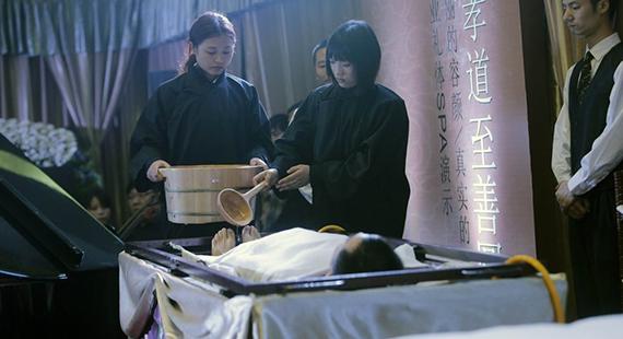 В похоронной индустрии Китая трудятся 700 тысяч человек