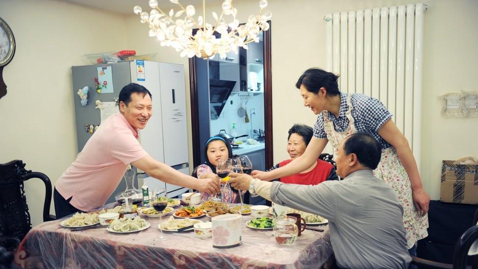 Теперь в Китае вино пьют даже дети. Фото: scmp.com