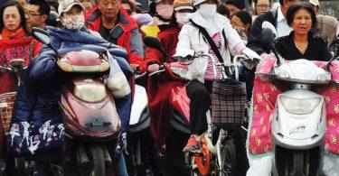 Заторы обходятся среднему пекинцу в $ 1,126 ежегодно