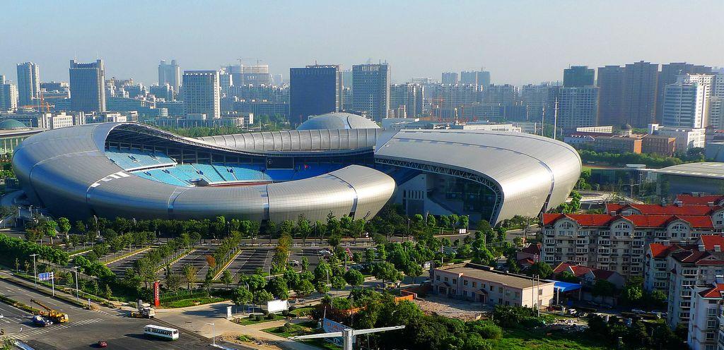 Так выглядит HiTech-район Чанчжоу. Фото: siteselection.com