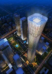 108-этажное China Zun станет самым высоким в столице