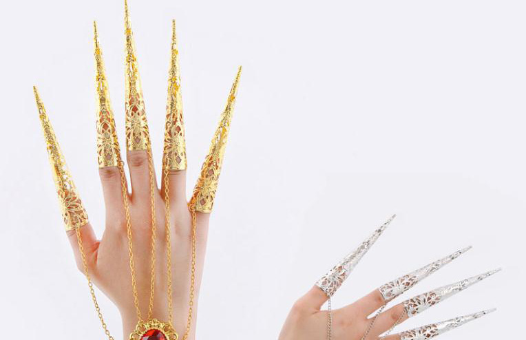 Длинные ногти и длинные пальцы - фетиш древних китайцев. Фото: aliexpress.com