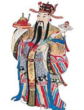 Китайский Бог удачи