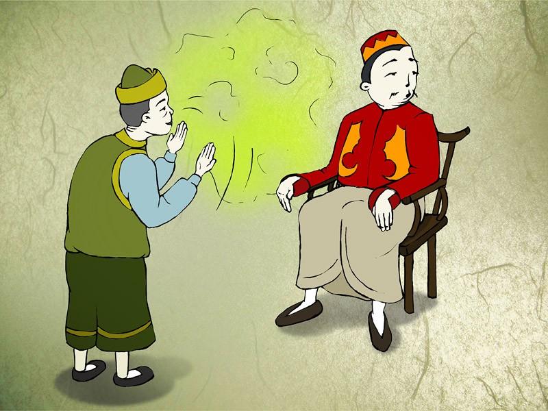 Очень уважаемая профессия в Китае. Фото: hecrazyfacts.com