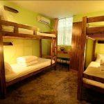 Многоместная комната в Shanghai Le Tour Traveler's Rest Youth Hostel