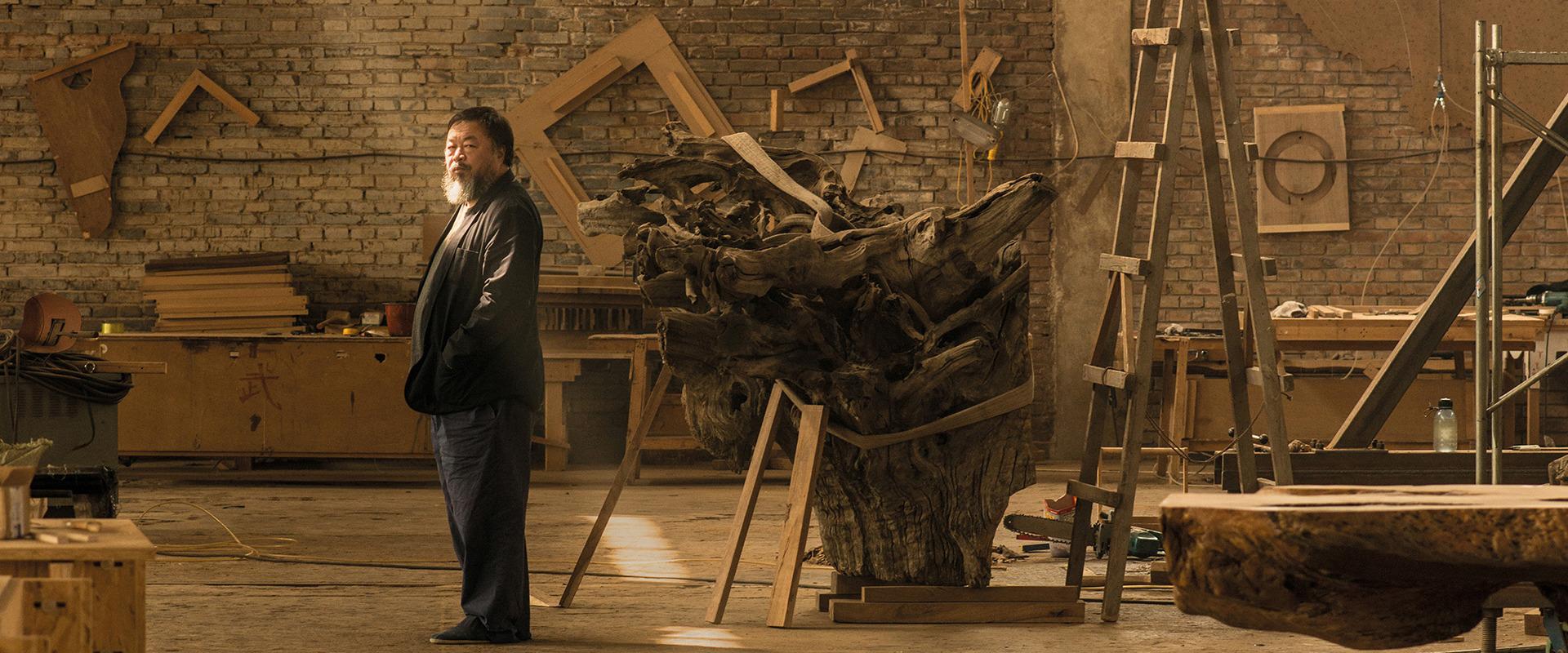 В мастерской Ай Вэй Вэя. Фото: artsy.net