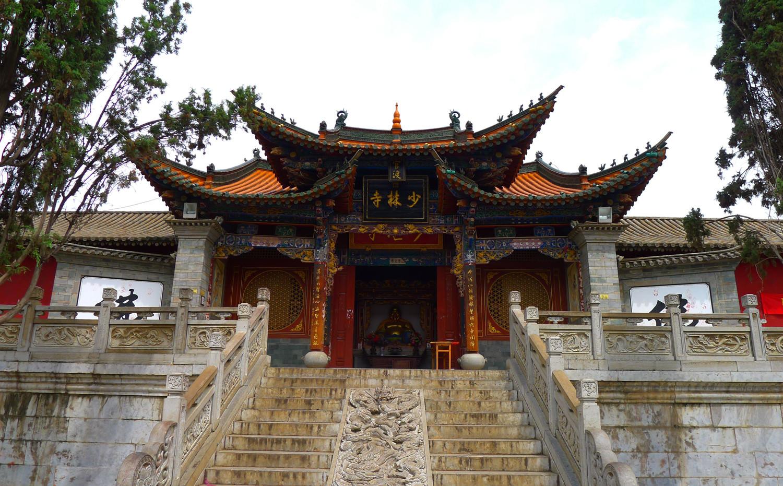 Шаолиньский монастырь. Фото: thebeijinger.com
