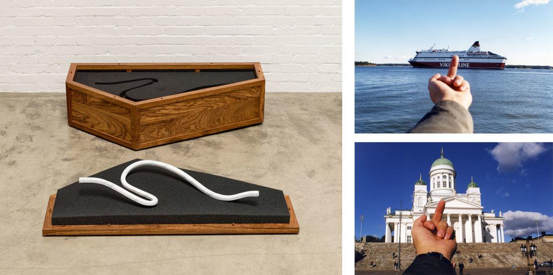 Два проекта Вэй Вэя. Первый посвящен землетрясению. А второй рассказывает о перспективе в искусстве.