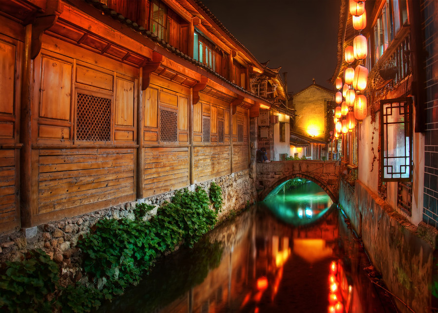 The Old Town of Lijiang