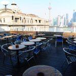Вид на Пудун — деловой центр Шанхая