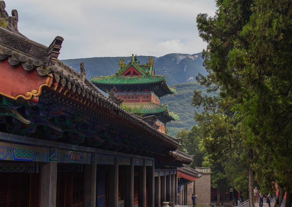 Храм Шаолинь - удивительное место, где замедляется время... Фото: zametki.pro