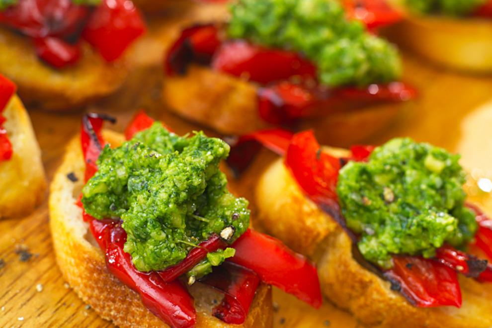 Где лучшие закуски? В пекинском кафе Igosso! Фото: 10best.com
