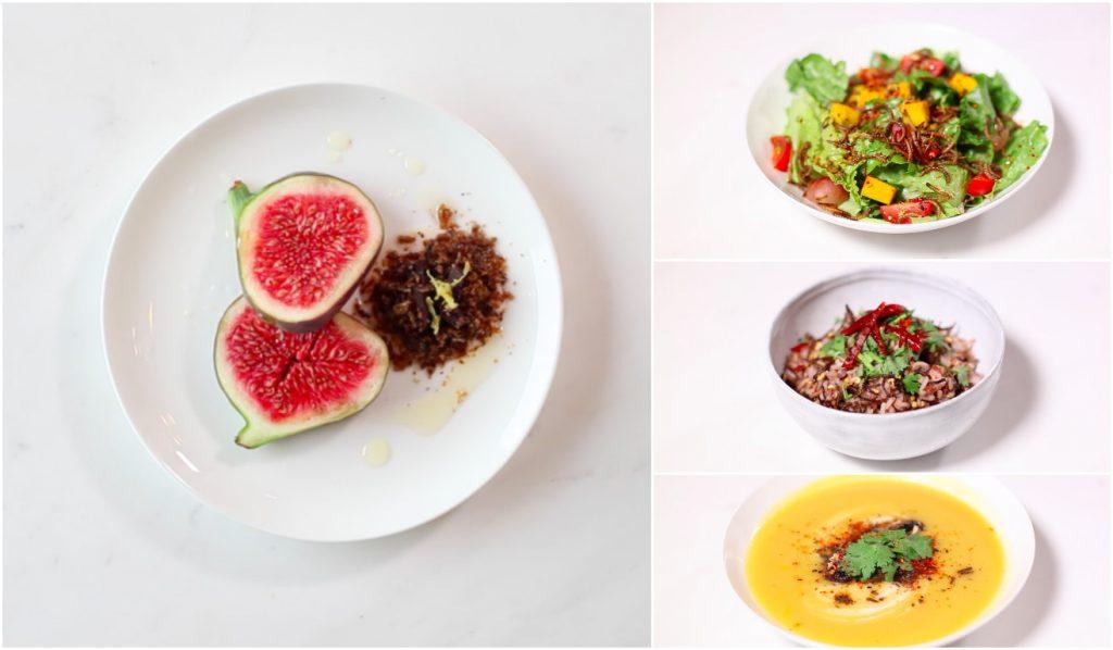 Блюда из сборника рецептов Livin Farms