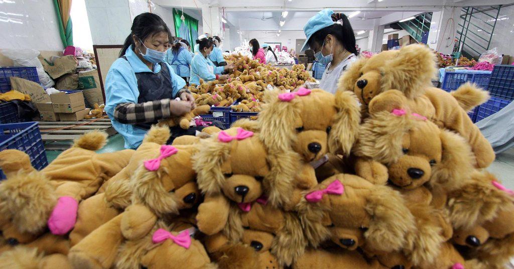 На небольших отлаженных китайских производствах изготавливают товары хорошего качества