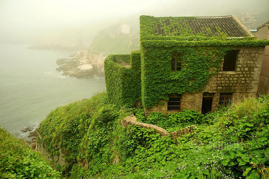 Вроде бы Ирландия. А на само деле, Китай! Фото: inside.vision