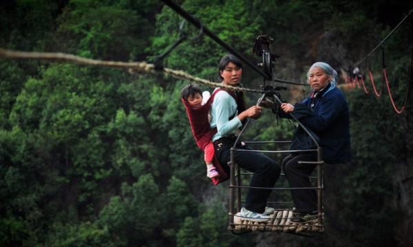 Больше всего мне жаль китайского младенца. А вам? Фото: cont.ws