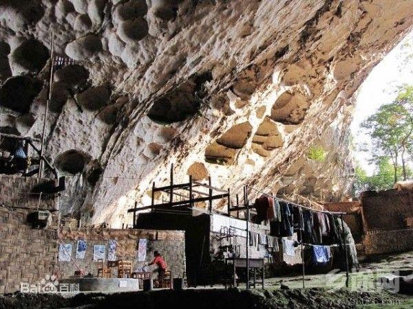 Эти китайцы прописаны в пещере. Фото: pinterest.com