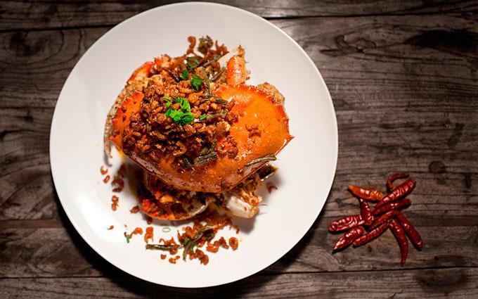Блюда в лучшем пекинском ресторане малазийской кухни. Фото: sinotour.com.cn