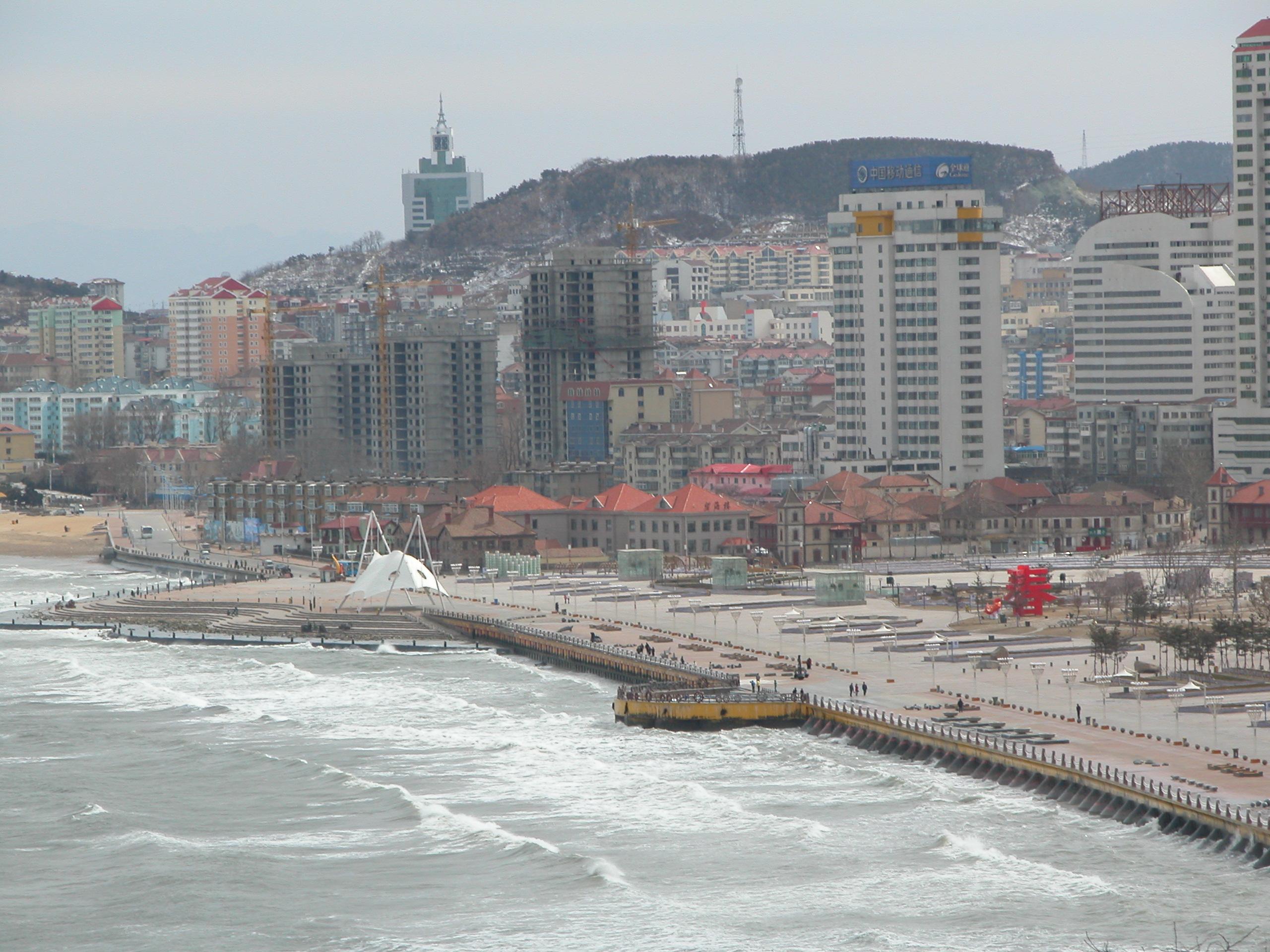 Yantai_Coastal_View