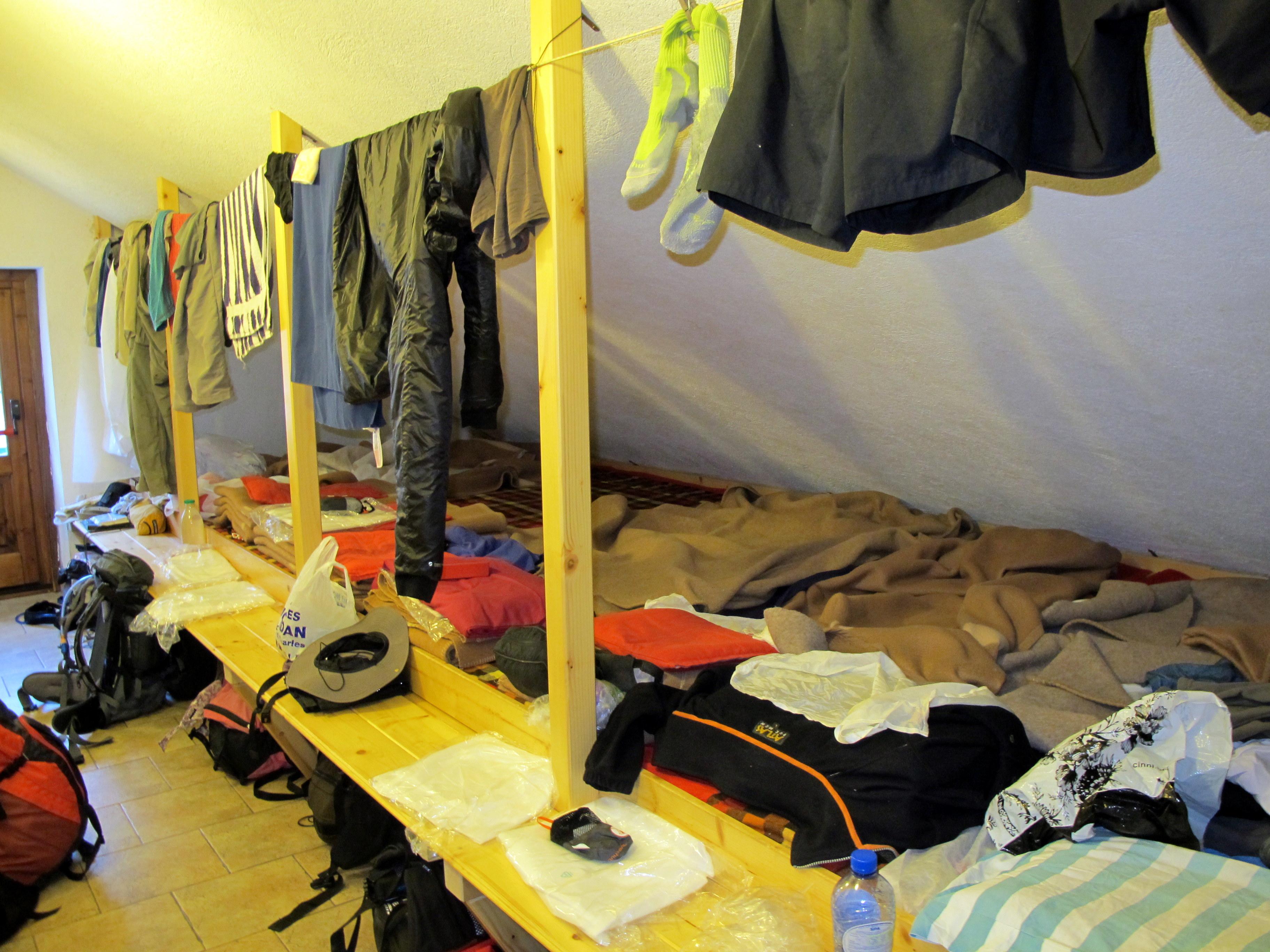 Студенческий хостел. Искать интернет здесь бесполезно, как и спокойный сон. Фото: stackingpennies.files.wordpress.com