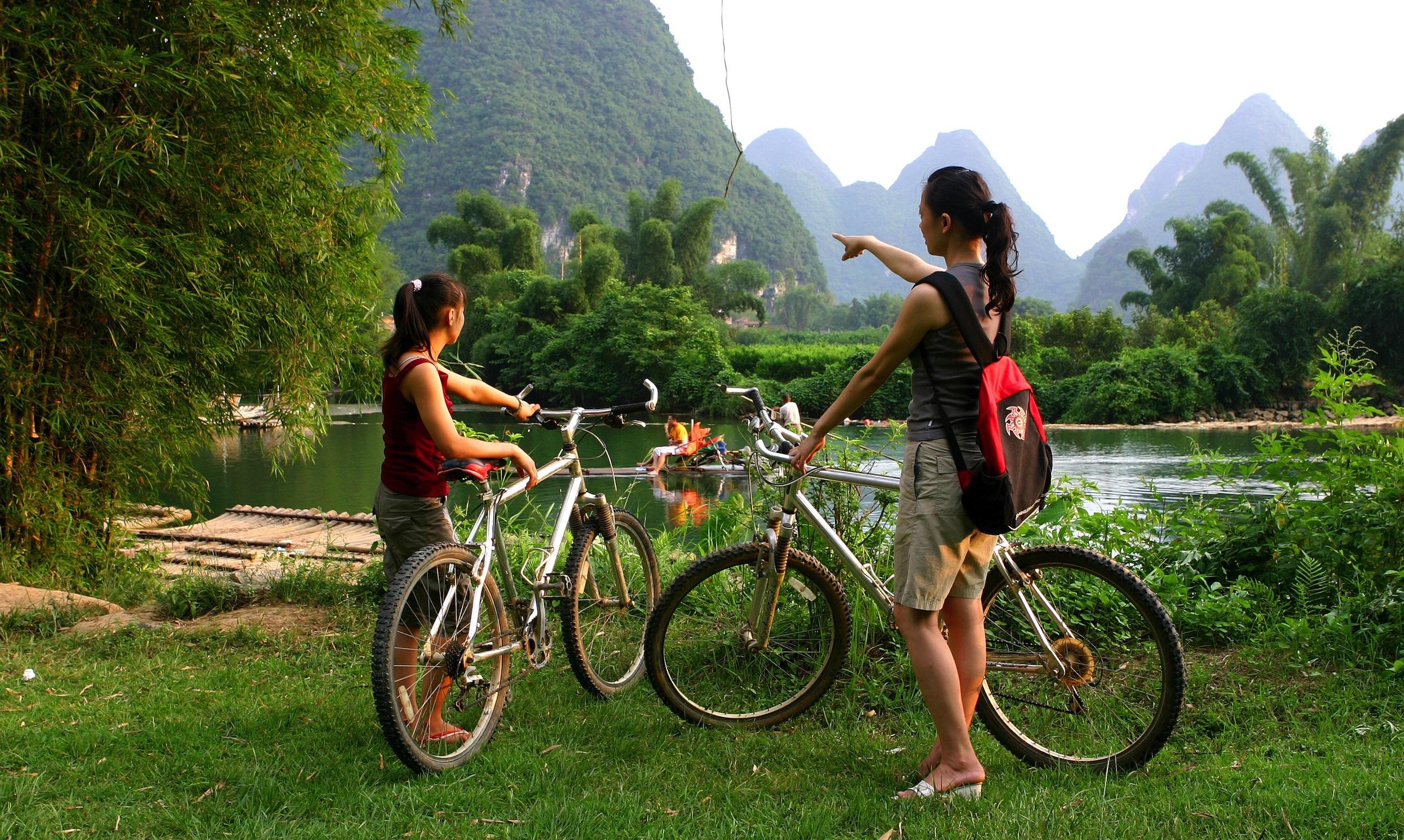 Без особой подготовки такой китайский веломаршрут вы вряд ли преодолеете! Фото: cyclechina.com