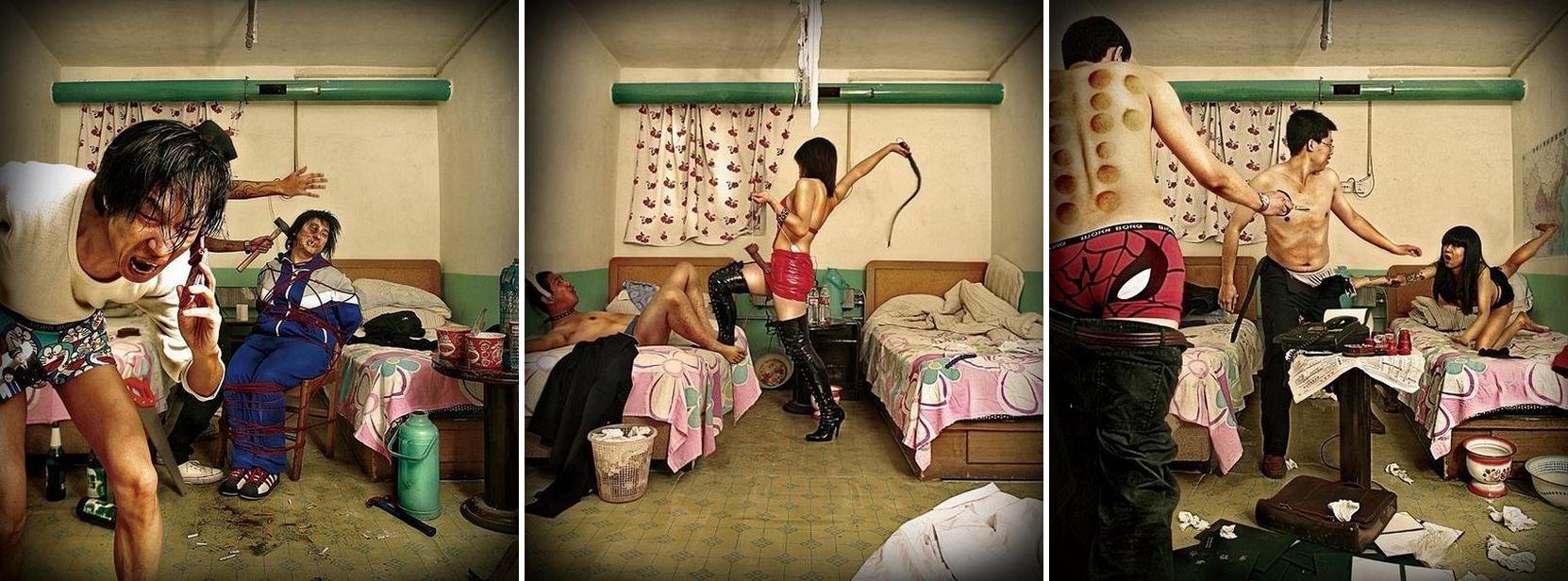 В китайском отеле может случиться всё... Потому читайте мои советы внимательно :) Фото: https://izismile.com/