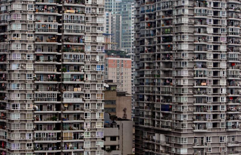 Chinese property.