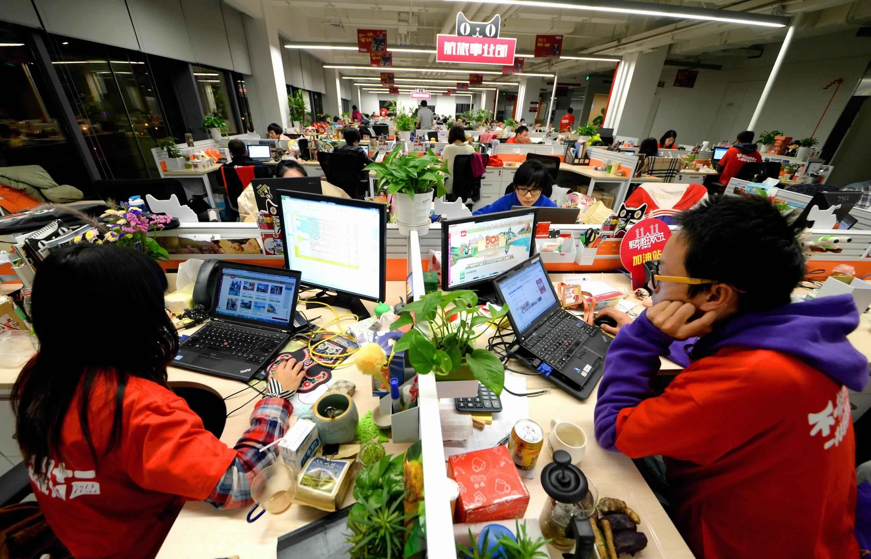Китайцы покупают по интернету